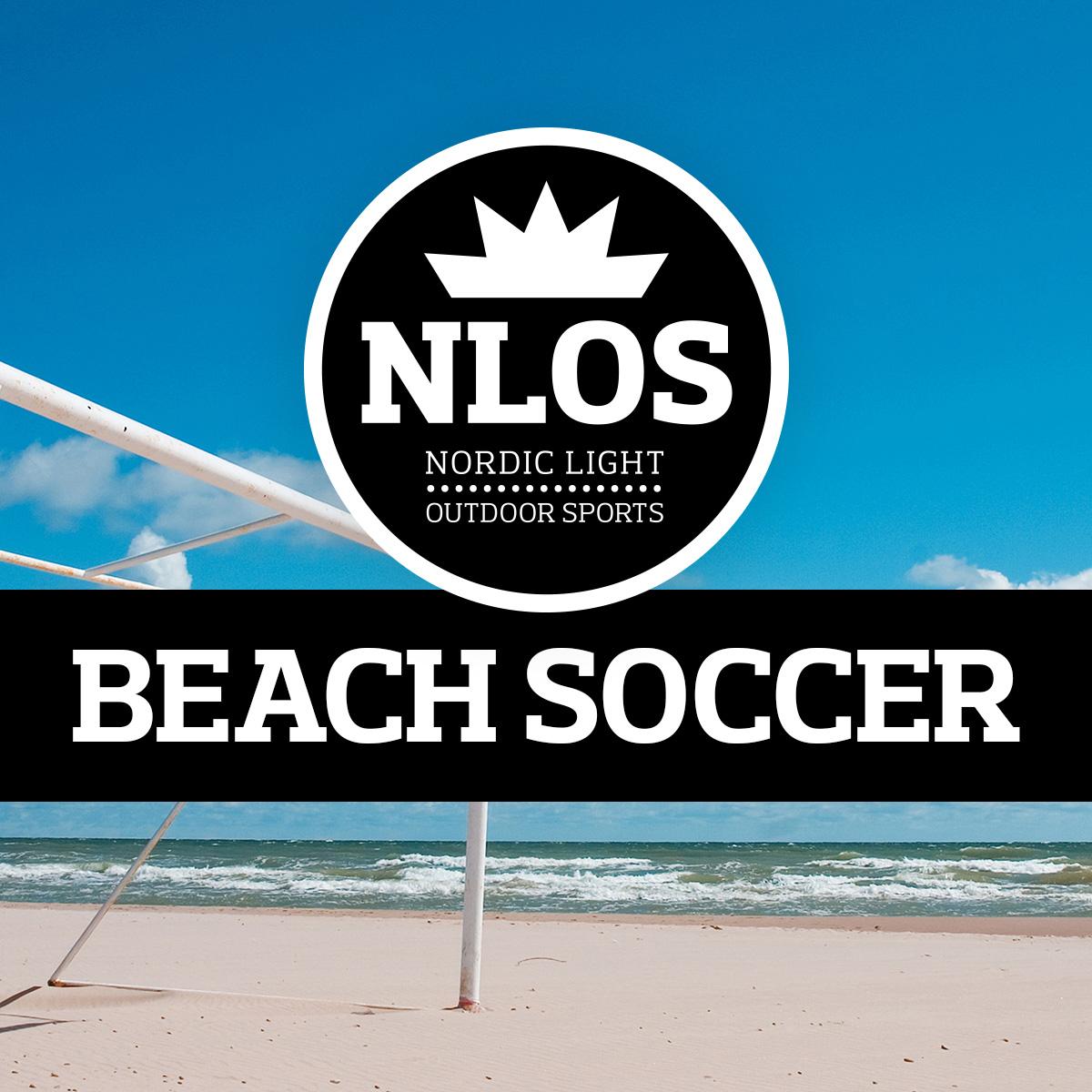 NLOS Beach Soccer