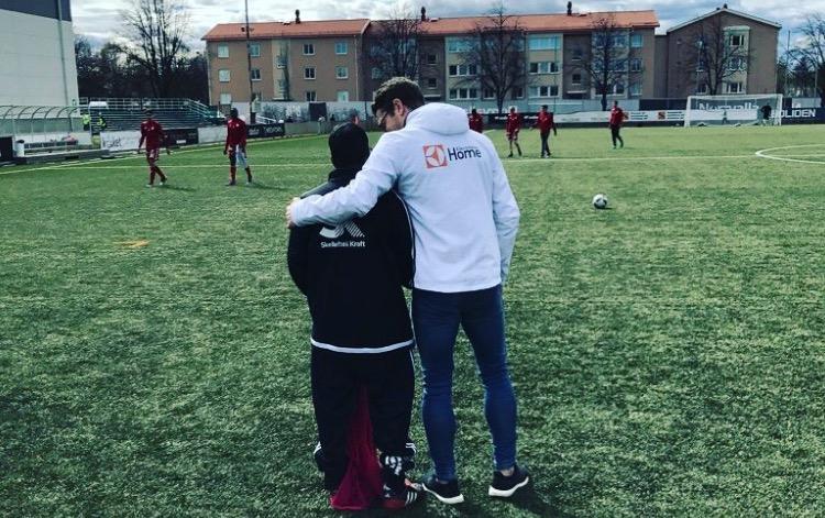 """Coach Danne inför matchen: """"Gäller att vi sätter tonen från början"""""""