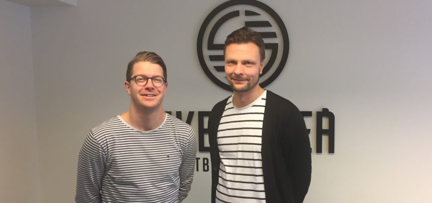 Danne och Matti blir tränare under säsongen 2018