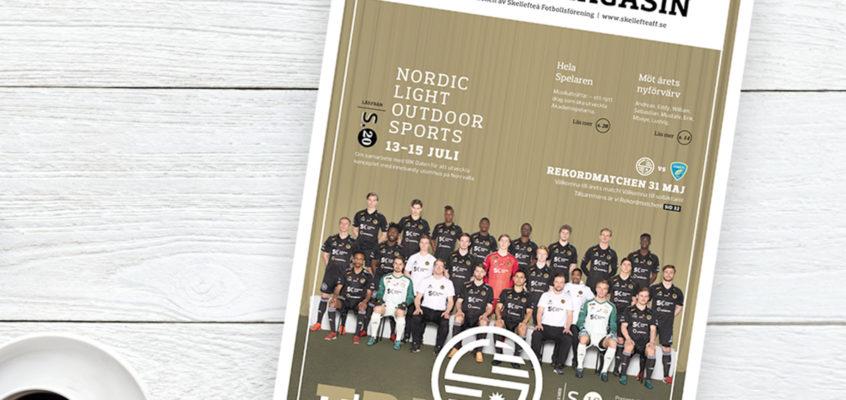 Läs Fotbollsmagasin #1 2018 online
