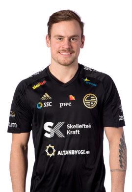Alexander Brinkmann, back