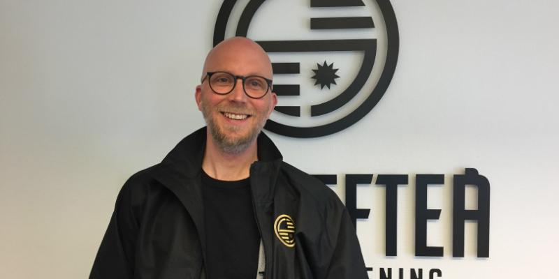 Stefan är Skellefteå FF:s senaste nyförvärv