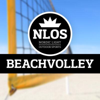 Skellefteå FF - projekt NLOS Beachvolley