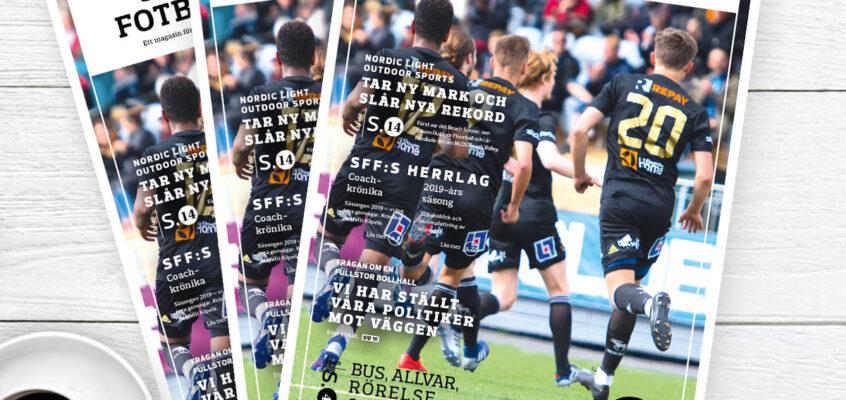 Skellefteå FF - Fotbollsmagasin - 2019 nr2