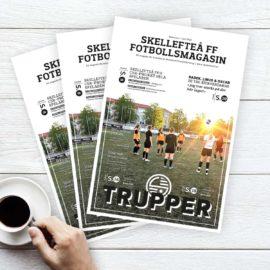 Nyhet Fotbollsmagasin 2020 nr1