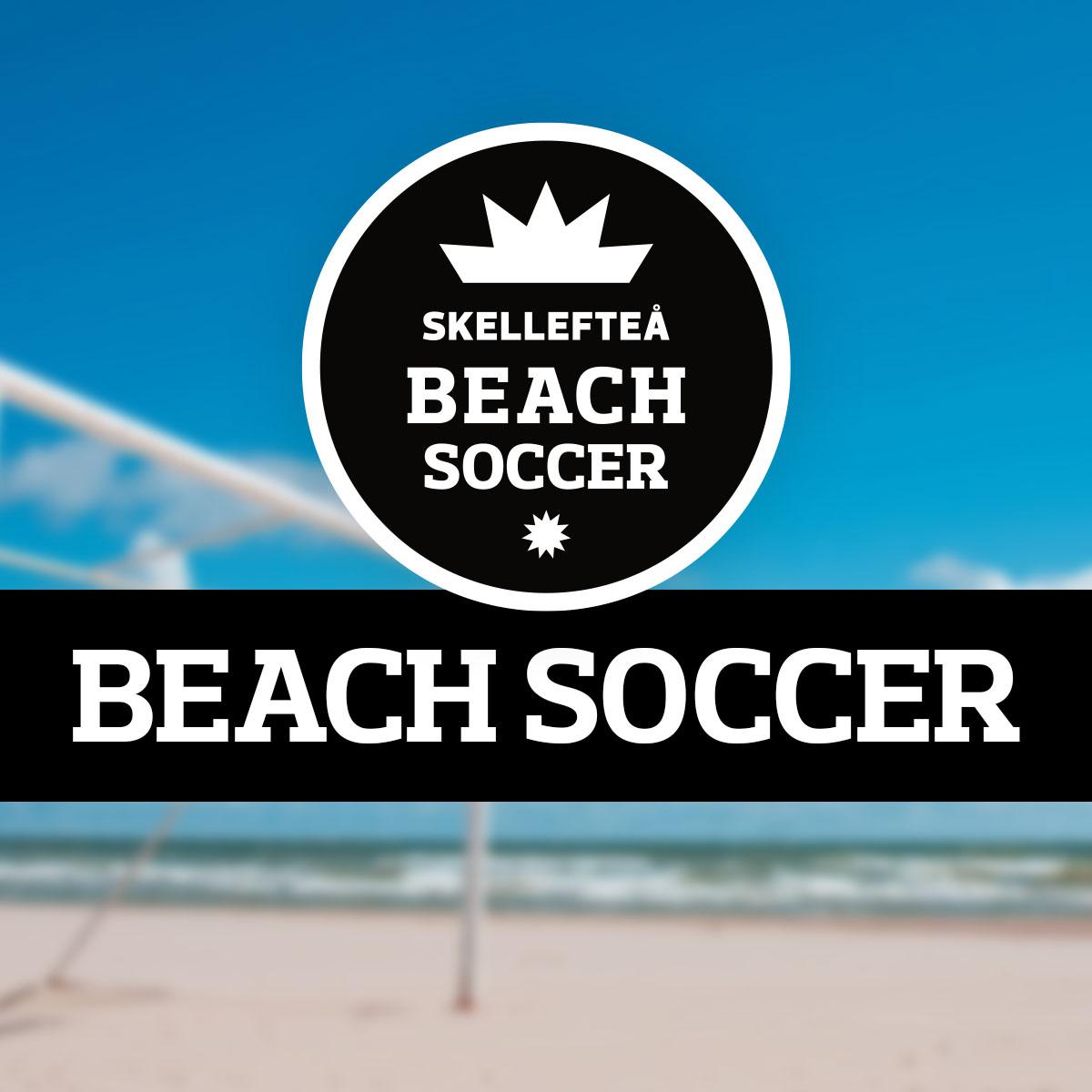 Skellefteå Beach Soccer